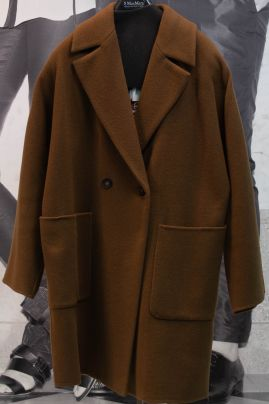 Max Mara Studio wool coat