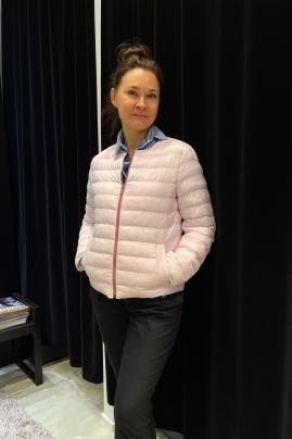 MaxMara Weekend light down jacket
