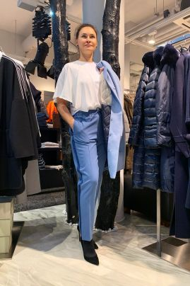 Sportmax Code woman pants
