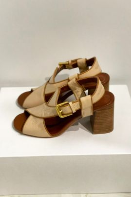 SeeByChloe leather sandals